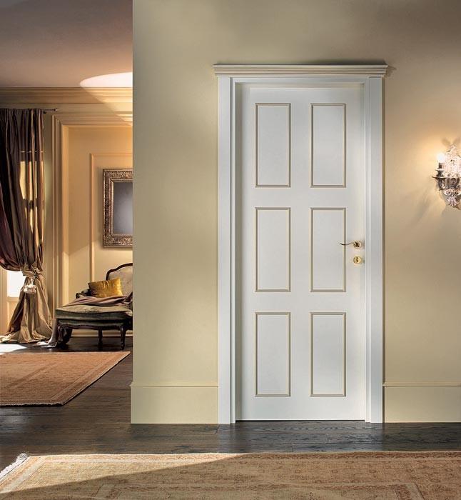 Поклонникам классики: межкомнатные двери