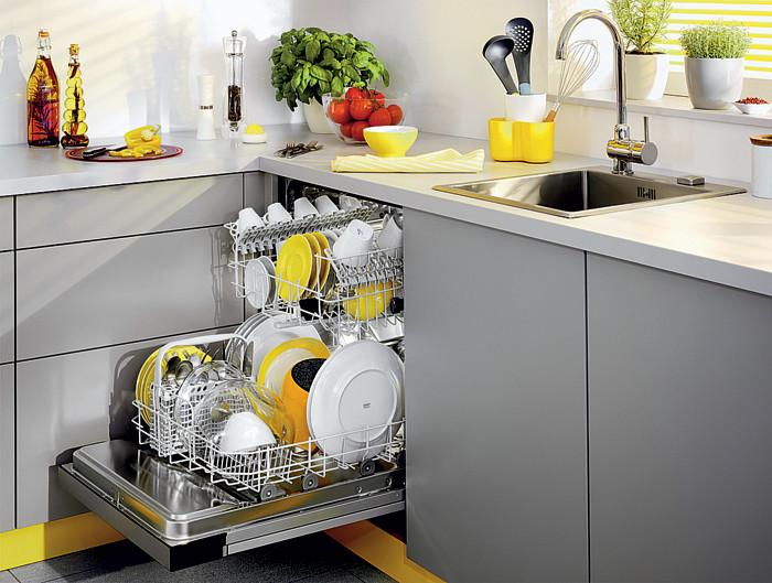 Отмываем до блеска: cерия посудомоечных машин
