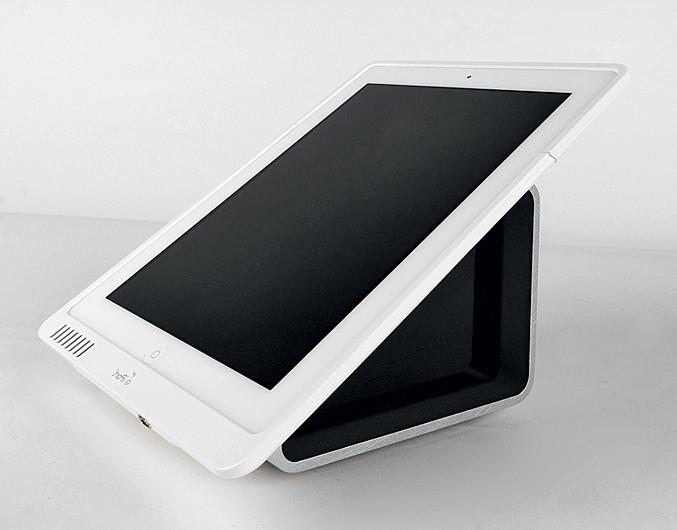 Cистема зарядки и крепления для iPad 2