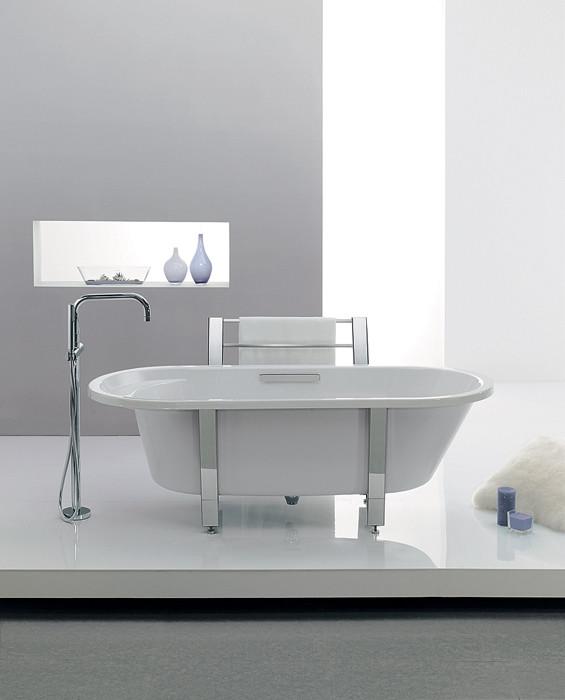 Новый стиль чугунных ванн