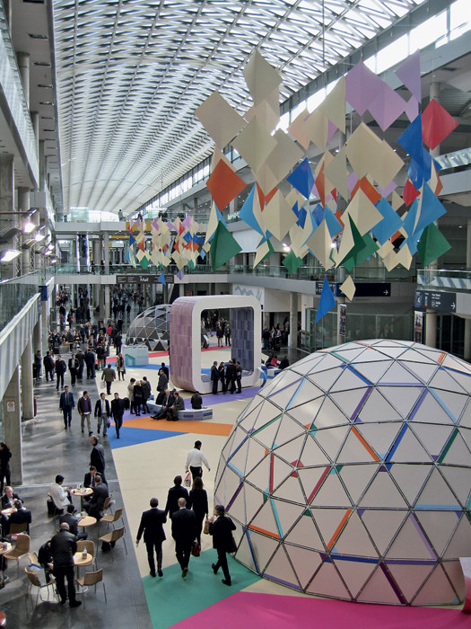 Готовимся к новому: Международная выставка Cevisama