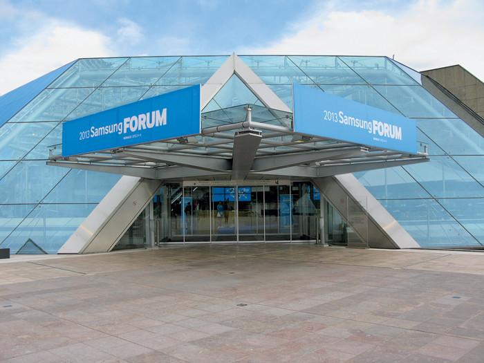 Техника 2013 года: ежегодный форум Samsung