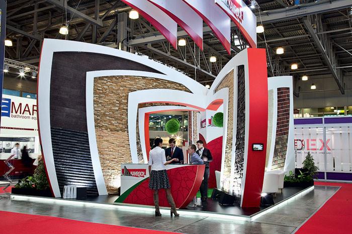 Открытый показ: строительная выставка BUILDEX 2013