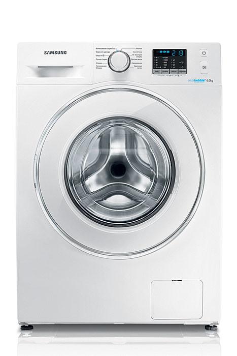 Волшебные пузырьки: новая линия стиральных машин
