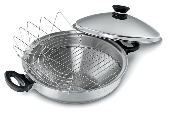 Философский подход: сковорода-вок