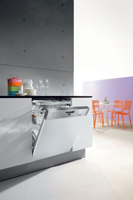 Новая линейка встраиваемых посудомоечных машин