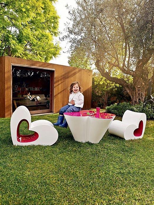 Конфетный период: коллекция детской мебели