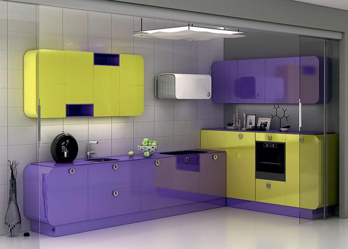 Новый салон компании Кухонный Двор