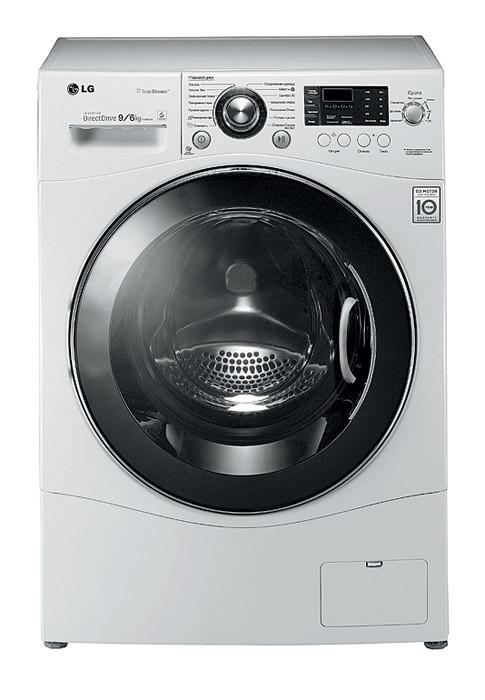 С заботой о ваших вещах: новая стиральная машина
