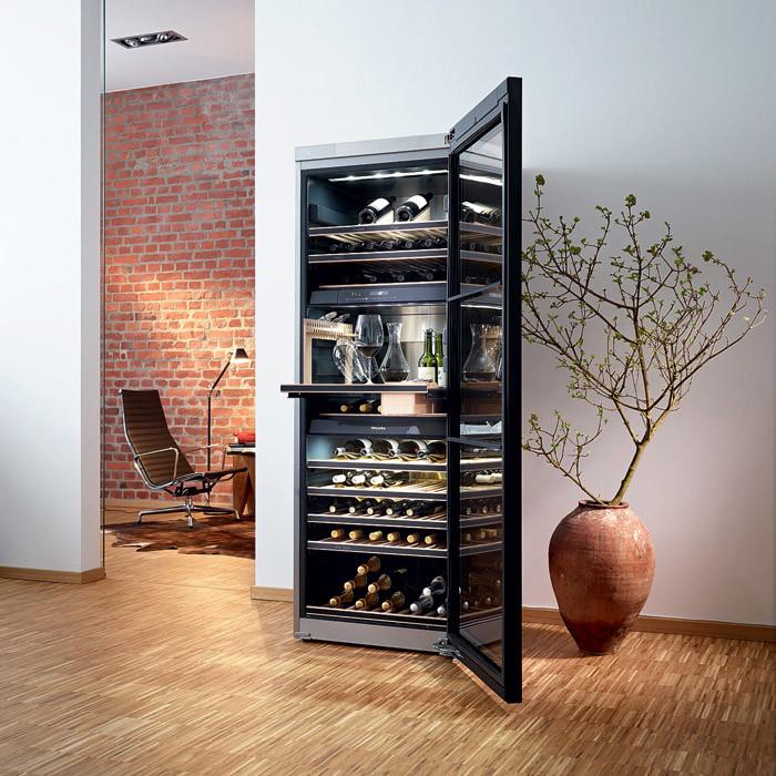 Безупречный микроклимат: винный шкаф