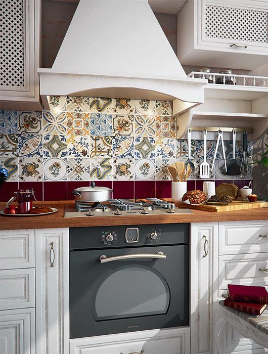 В прованском стиле: коллекция керамической плитки