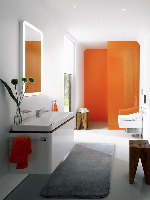 Гигиена и комфорт: коллекция сантехники и мебели