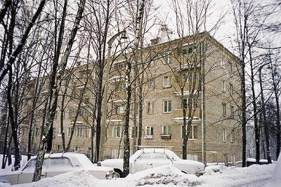 Обновленные квартиры в старых домах