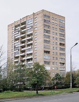 Перепланировка двухкомнатной квартиры в башне Вулыха