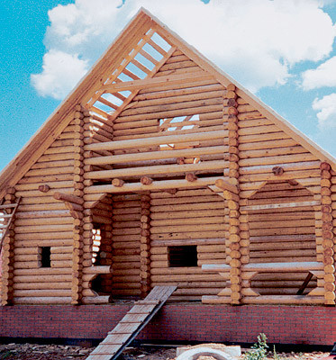 Составы для защиты и сохранения структуры деревянных построек