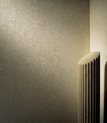 Фактурные покрытия стен: их особенности, свойства