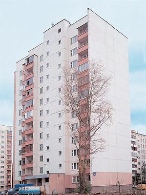 Двухкомнатная квартира в доме серии П46М