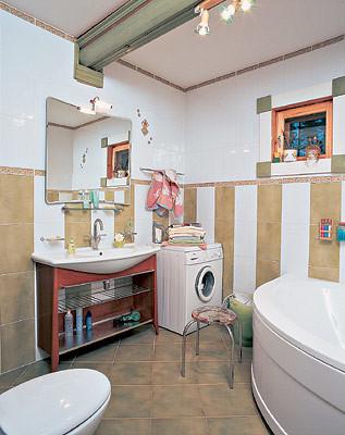 Электрика в ванной: безопасность