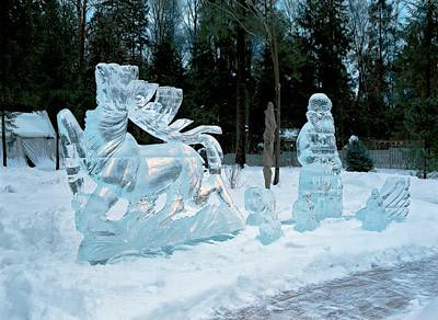 Ледяное великолепие