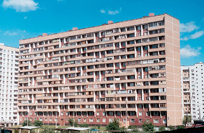 Однокомнатная квартира в доме серии П46