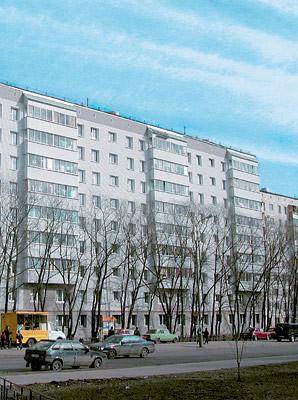 Трехкомнатная квартира в доме серии 1-515/9м