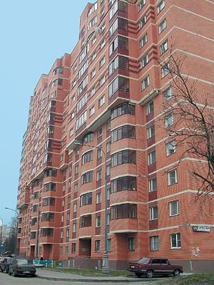 Двухкомнатная квартира общей площадью 44м2 в монолитном доме.