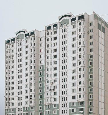 Двухкомнатная квартира в доме серии М6 ЭКО.