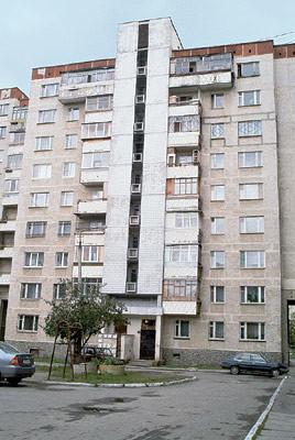 Двухкомнатная квартира в доме серии 81(г.Екатеринбург)