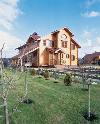 Тепло деревянного дома