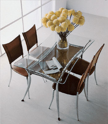 Место встречи - за столом