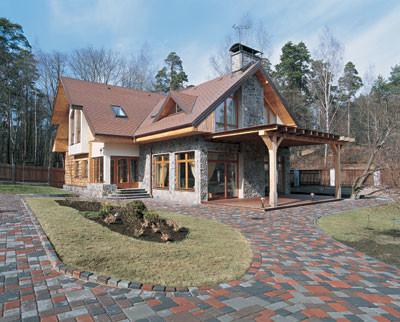 Новая история старого дома