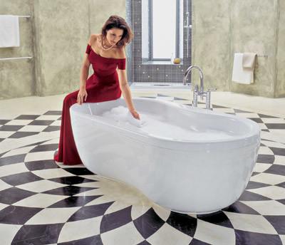 Ванна в удовольствие