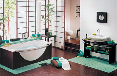 Интерьер ванной: красиво, практично, удобно