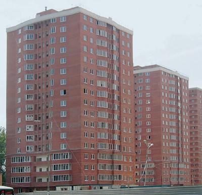 Однокомнатная квартира общей площадью 52м2