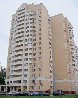 Двухкомнатная квартира общей площадью 59,7 м2