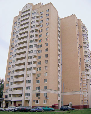 Трехкомнатная квартира общей площадью 63,1м2