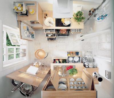 Главные аксиомы кухонной геометрии