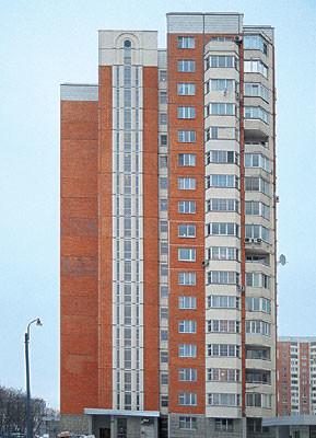 Четыре дизайн-проекта квартир в панельном жилом доме серии П-44Т
