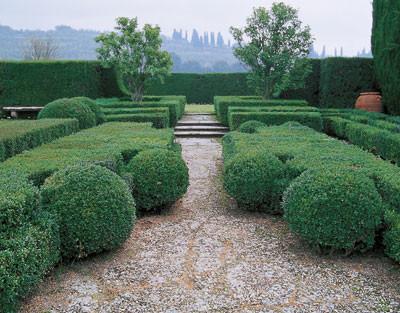 Садовая геометрия
