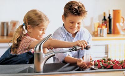 Водный источник в городских квартирах