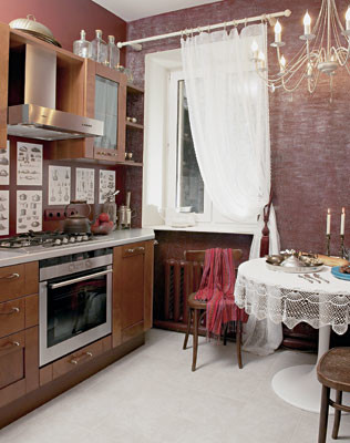 Кухня для гурманов