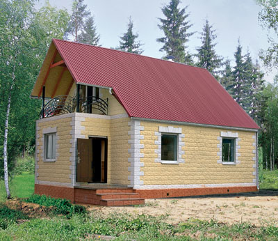 Теплый дом за 24 часа
