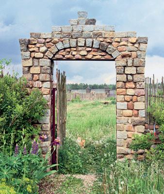 Двери в сад