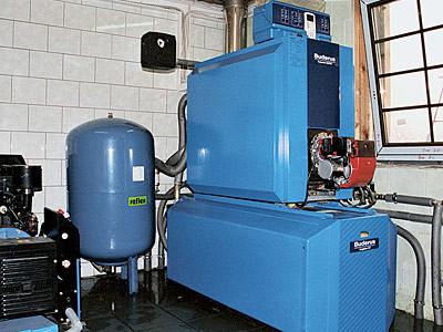 Система отопления коттеджа (Свой Дом №2 2005 стр.121)