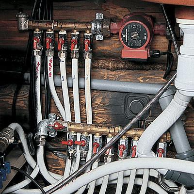 Циркуляционные насосы для систем отопления и водоснабжения (Свой Дом №3 2005 стр.131)