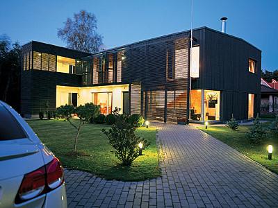 Как устроить реечный фасад? (Свой дом №3/2006, стр. 79)