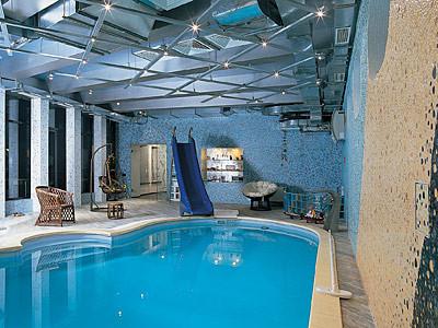 Как устроить грамотную вентиляцию в бассейне? (Свой дом №3/2006, стр. 127)