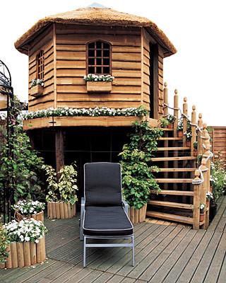 Замок с соломенной крышей (Свой дом №5 2006, стр.289)