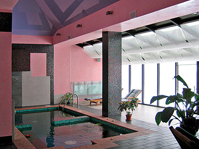Стеклянная купальня (Свой Дом №5 2006 стр.59)