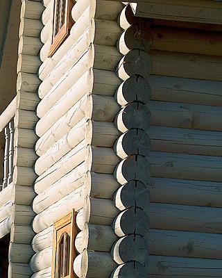 Как защитить деревянный дом (Свой дом №5 2006, стр.165)